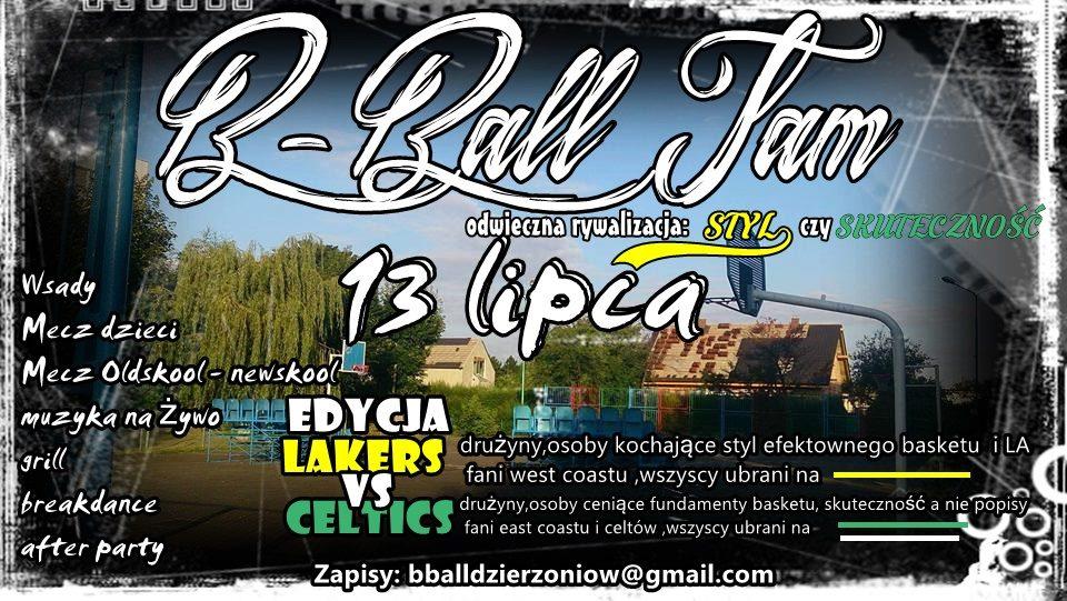 B-Ball JAM