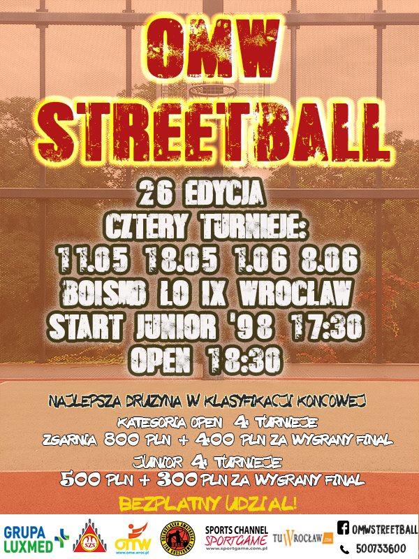 OMW STREETBALL