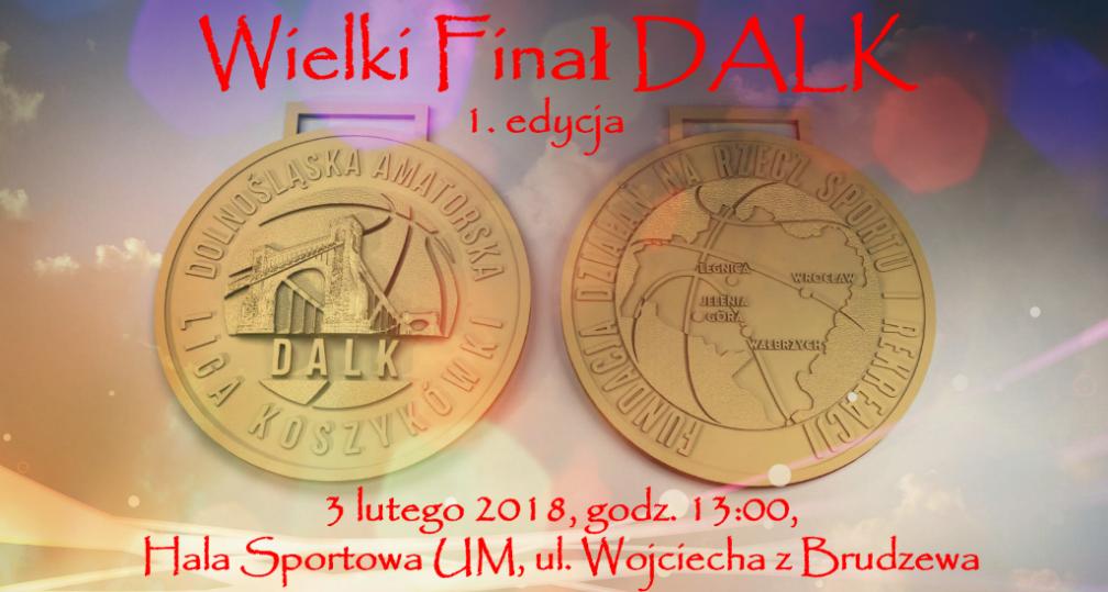 Wielki Finał 1. edycji DALK!